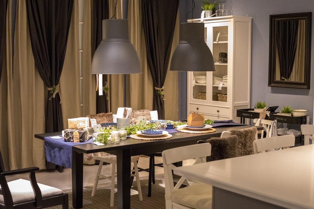 What Lights Work Best In A Dining Room Lighting Guides Inspiration Ocean Lighting Blog