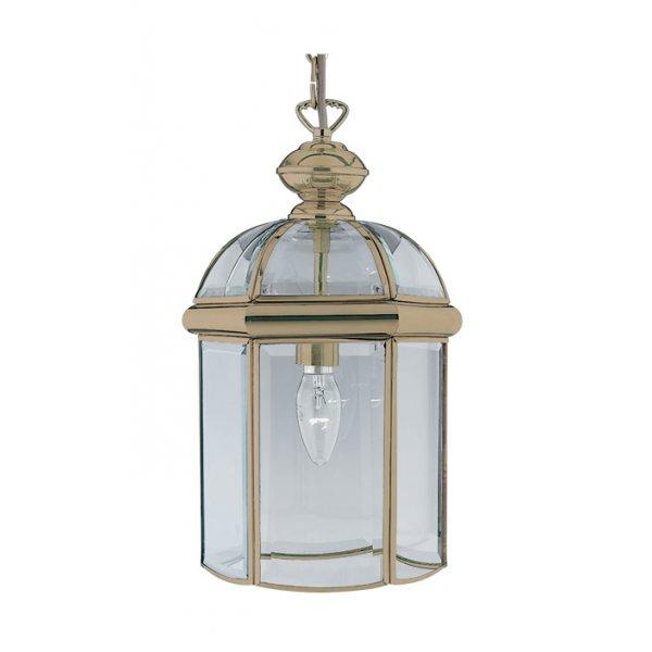 Searchlight 7131ab Lanterns 1 Light Antique Brass