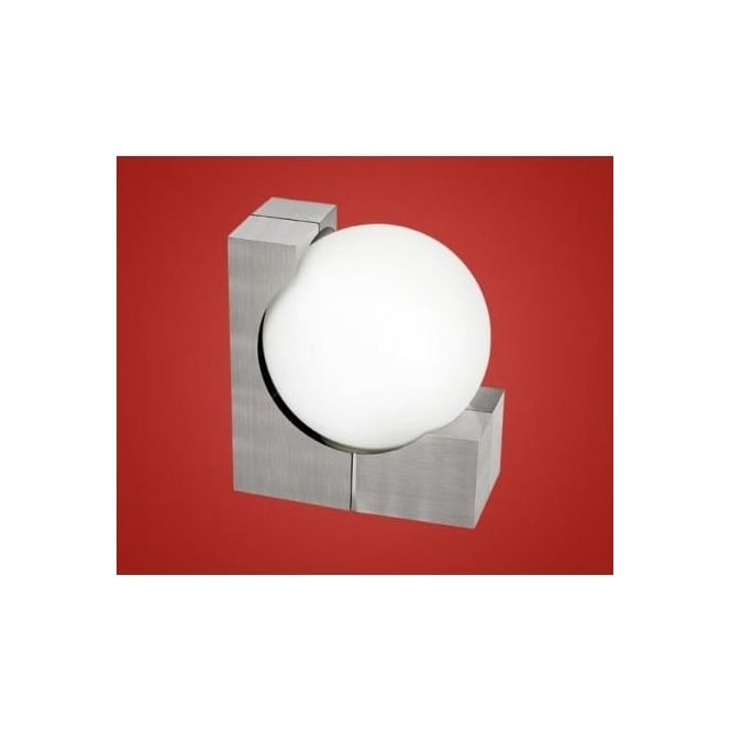 Commercial Lighting Grove City Oh: Eglo Eglo 89314 Ohio 1 Light Outdoor Wall Light Stainless