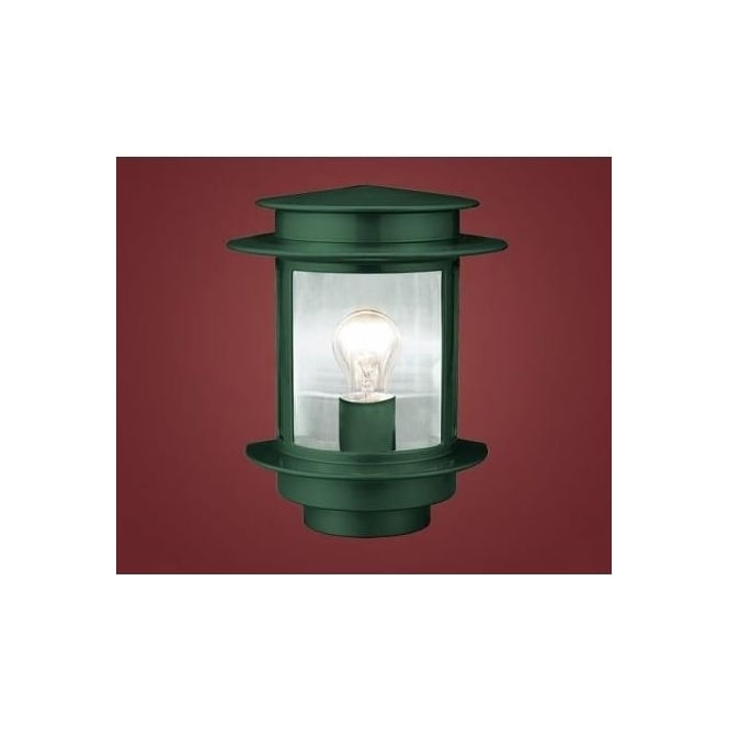 Porch Light Green: Eglo Eglo 80781 EXIT1 1 Light Traditional Outdoor Wall