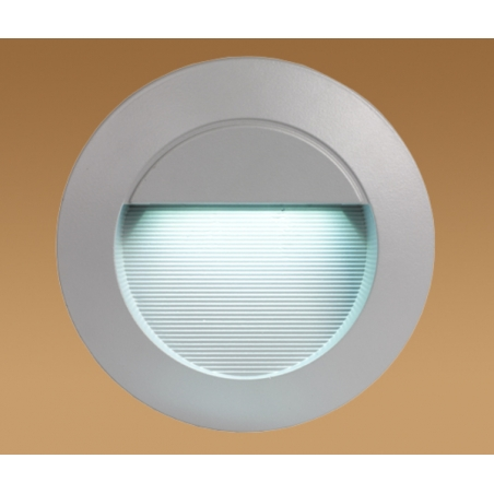Eglo eglo 89543 zimba led 1 light outdoor recessed led wall light eglo 89543 zimba led 1 light outdoor recessed led wall light silver finish ip65 rated aloadofball Image collections