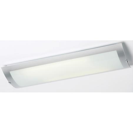Endon Modern Kitchen Fluorescent Chrome Ceiling Light