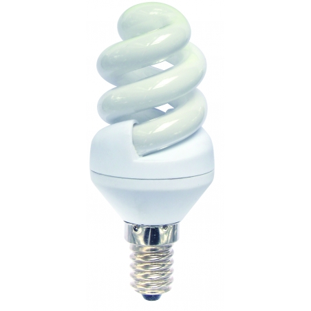 Bell Bell CFL mini spiral low energy SES/E14 warm white ...