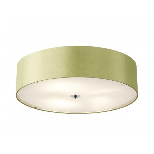 Franco 60gr green ceiling light endon 3 light franco flush endon franco 60gr franco 3 light ceiling light green aloadofball Images