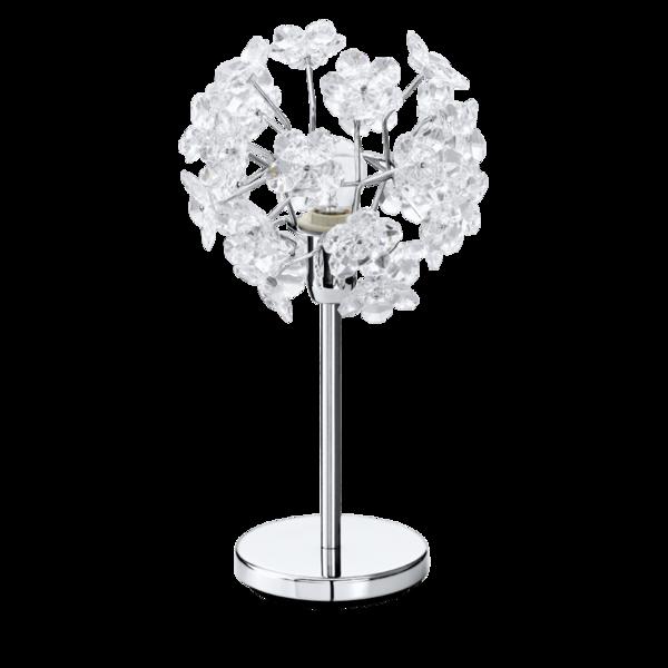 fenari flower table lamp eglo 91821 petal lamp eglo fenari. Black Bedroom Furniture Sets. Home Design Ideas