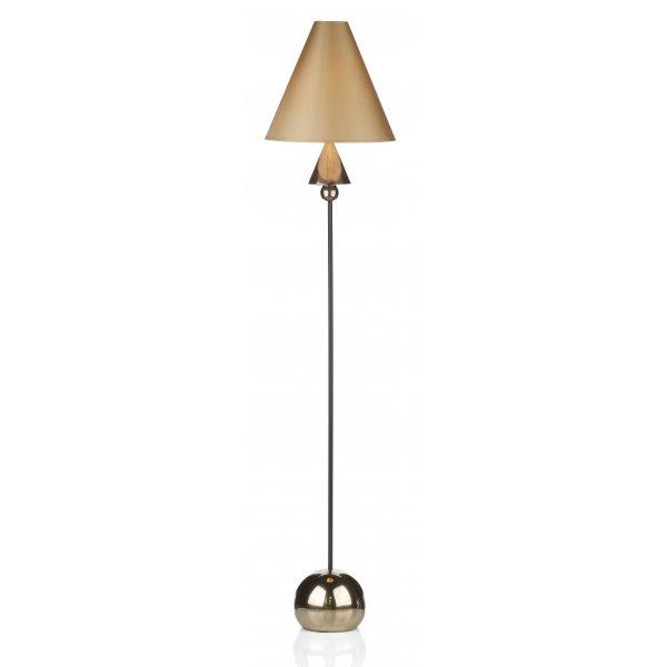 Ppf17 s14127 spearhead 1 light floor lamp bronze