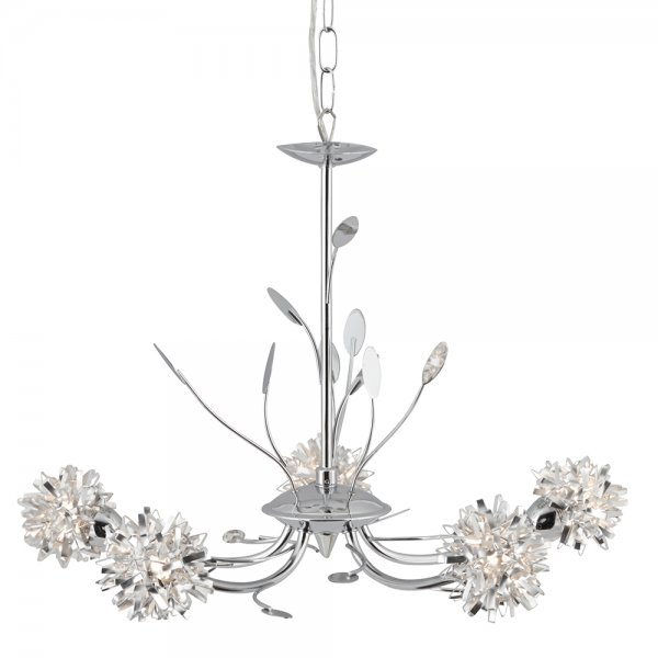Dubai 5 Light Ceiling Pendant