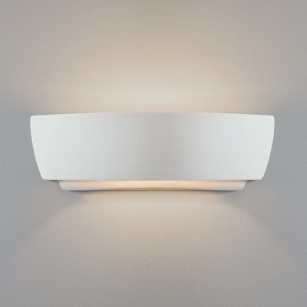 Astro 7075 kyo 1 light ceramic wall light 7075 kyo 1 light double insulated wall light ceramic aloadofball Images
