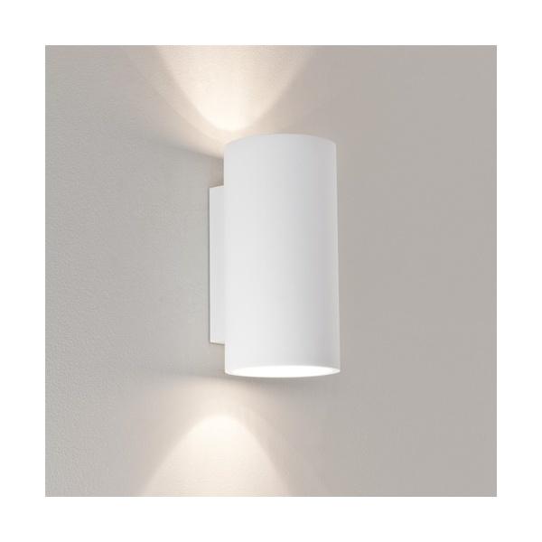Astro 7002 Bologna 240 2 Light Wall Light Plaster