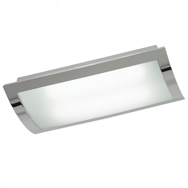 Endon CH Light Low Energy Flush Ceiling Kitchen Light - Low energy ceiling lights for kitchen