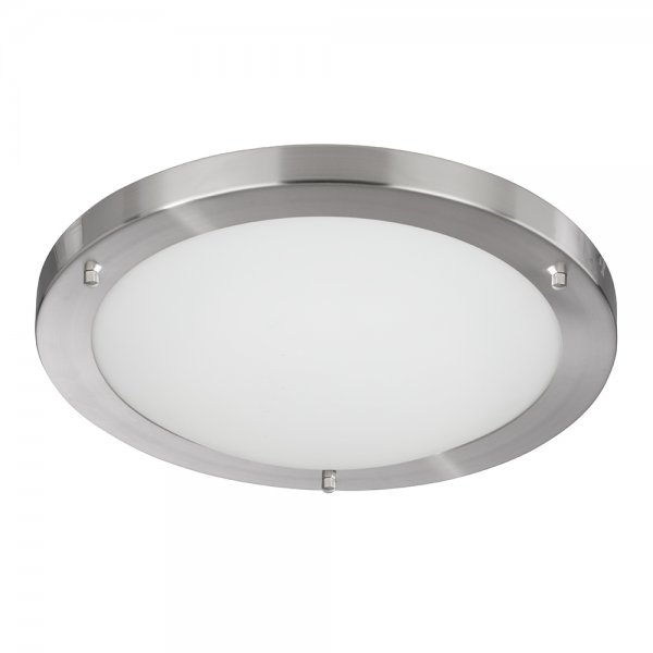 flush bathroom ceiling lights searchlight 10633ss bathroom lights 1 light satin silver 18366