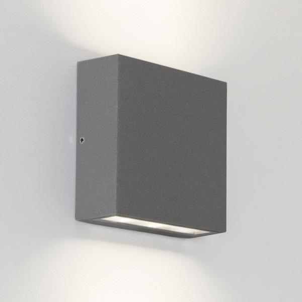 Astro 7204 elis outdoor wall light astro lighting wall lights online 7204 elis twin outdoor led wall light silver ip54 aloadofball Choice Image