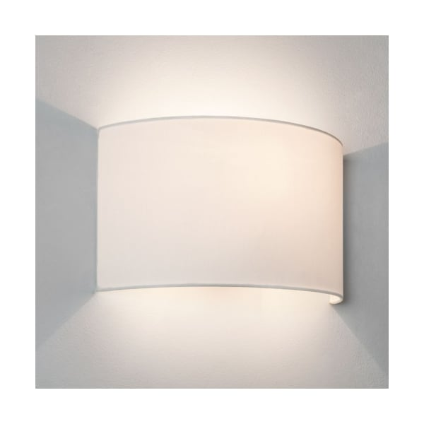 Havells Wall Lamp Shades : Astro 7170 Petra Petra 180 1 Light Wall Light