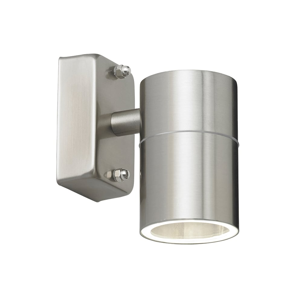 Endon el 40094 ip44 outdoor wall spotlight el 40094 canon 1 light outdoor wall spotlight stainless steel ip44 aloadofball Image collections