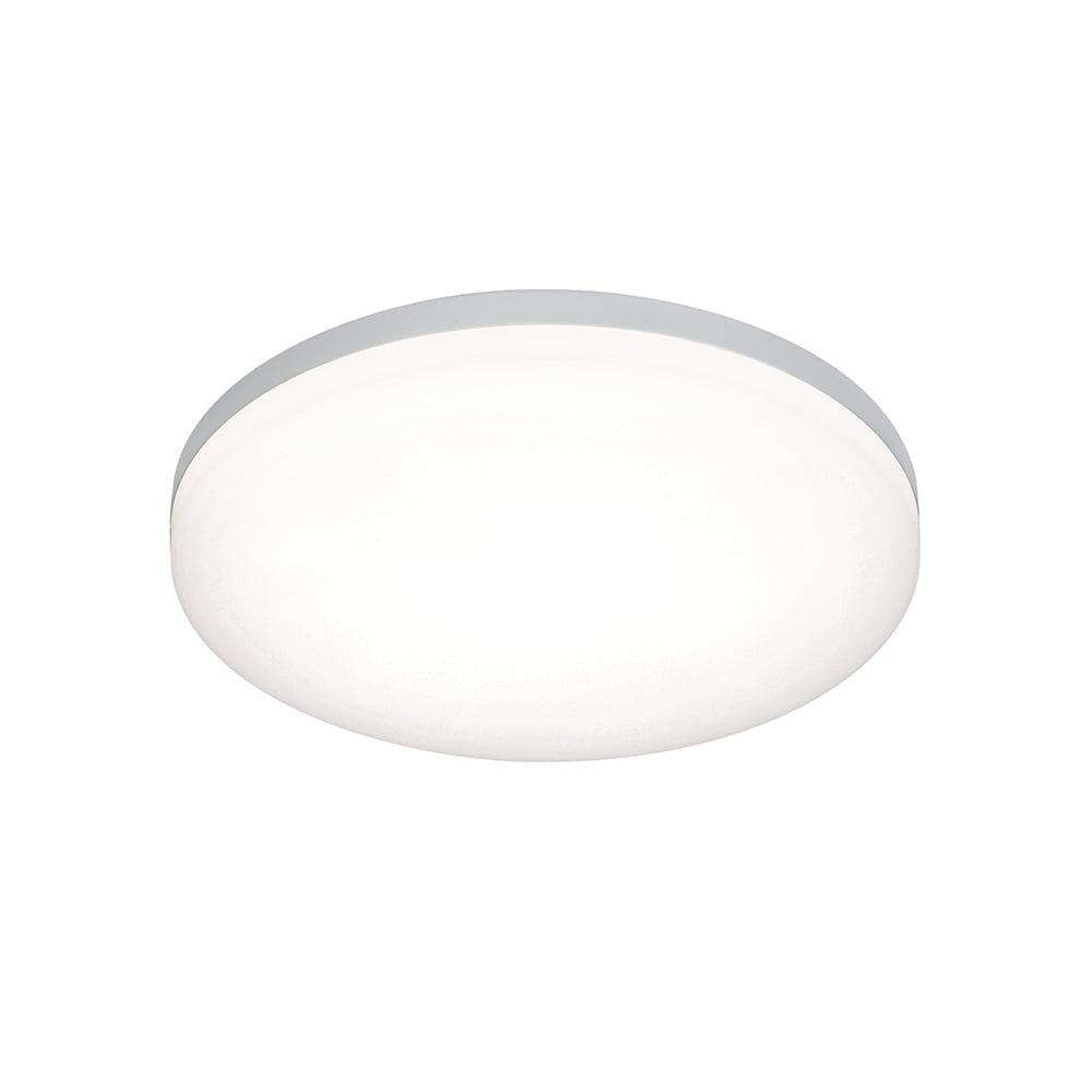 Endon Bathroom Ceiling Lights endon 54479 noble bathroom led flush ceiling light