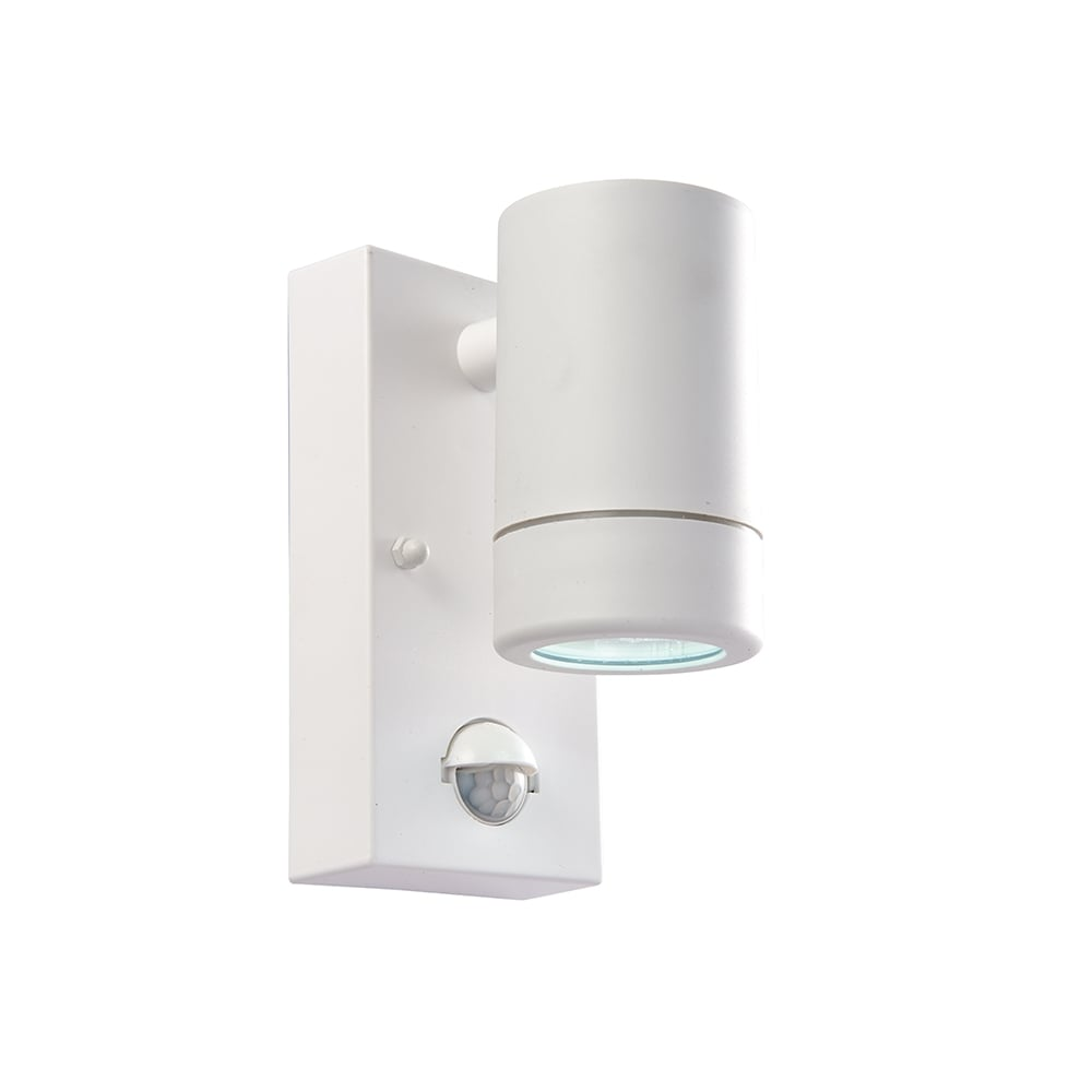 Endon 61006 Icarus Pir White Outdoor Wall Light