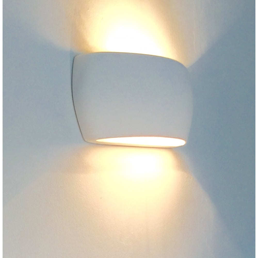 Alfie 0318mar marton 1 light gypsum wall light 0318mar marton 1 light double insulated gypsum wall light 7073 style mozeypictures Image collections
