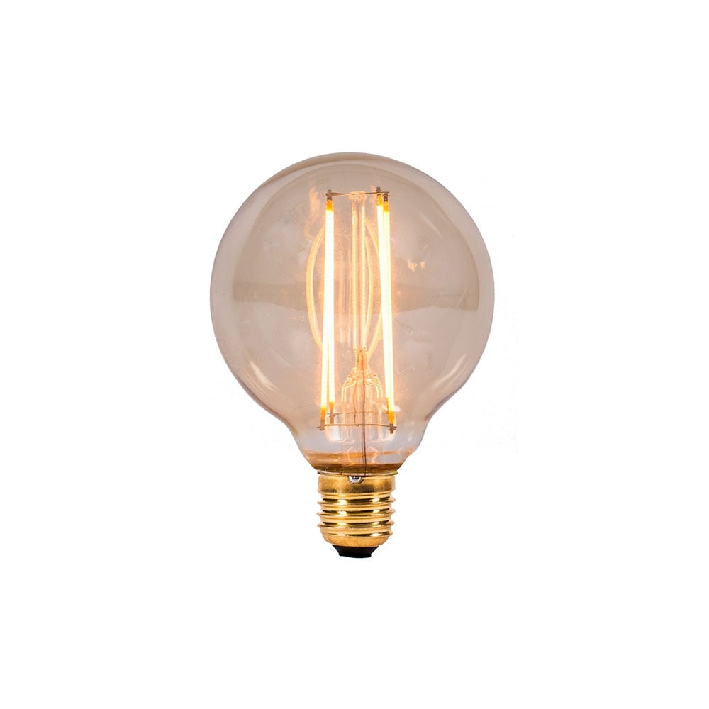 Led Vintage Globe Light Bulb