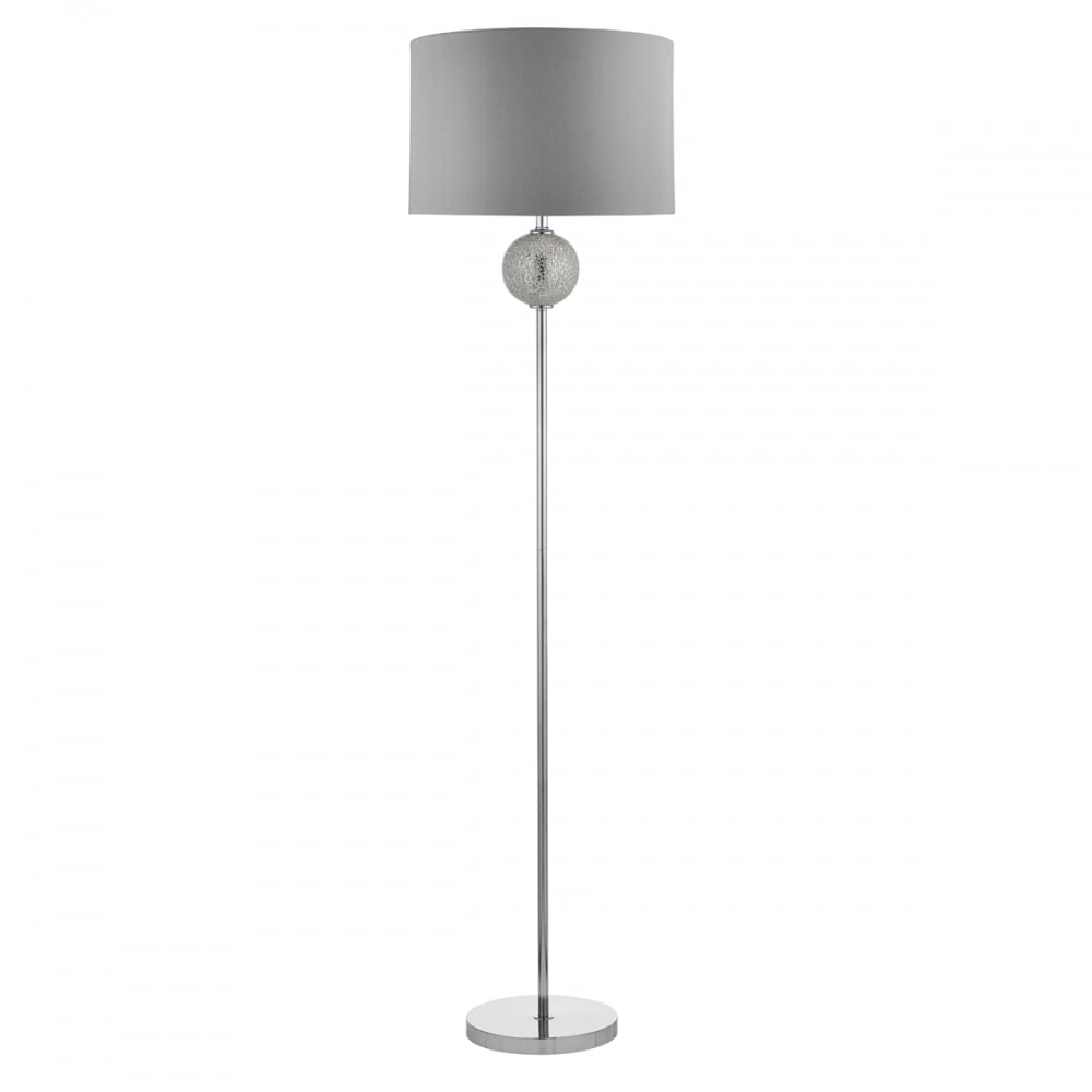 searchlight 2516si silver mosaic floor lamp With silver mosaic floor lamp