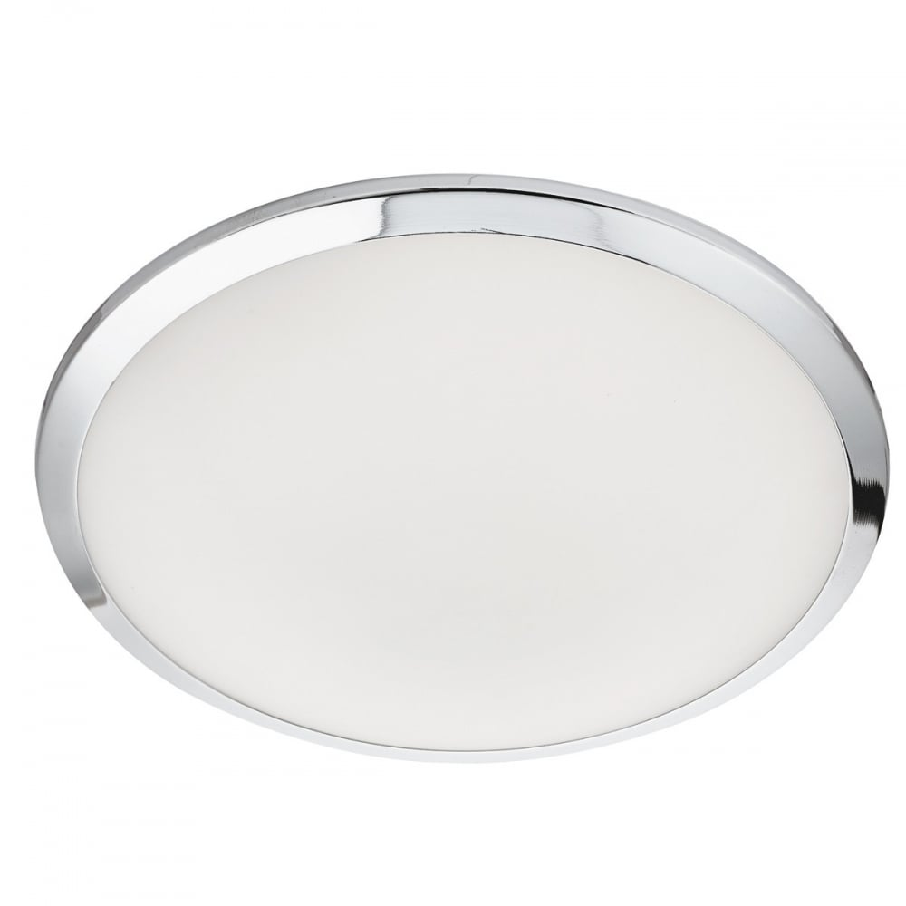 bathroom led ceiling lights searchlight 7938 30cc led flush ceiling light chrome ip44 16038