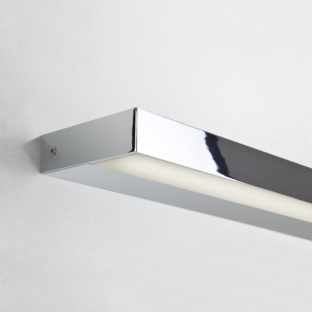 Astro Lighting 0940 San Marino Solo Wall Light In Bronze: Astro Axios 900 LED Bathroom Wall Light In Polished Chrome