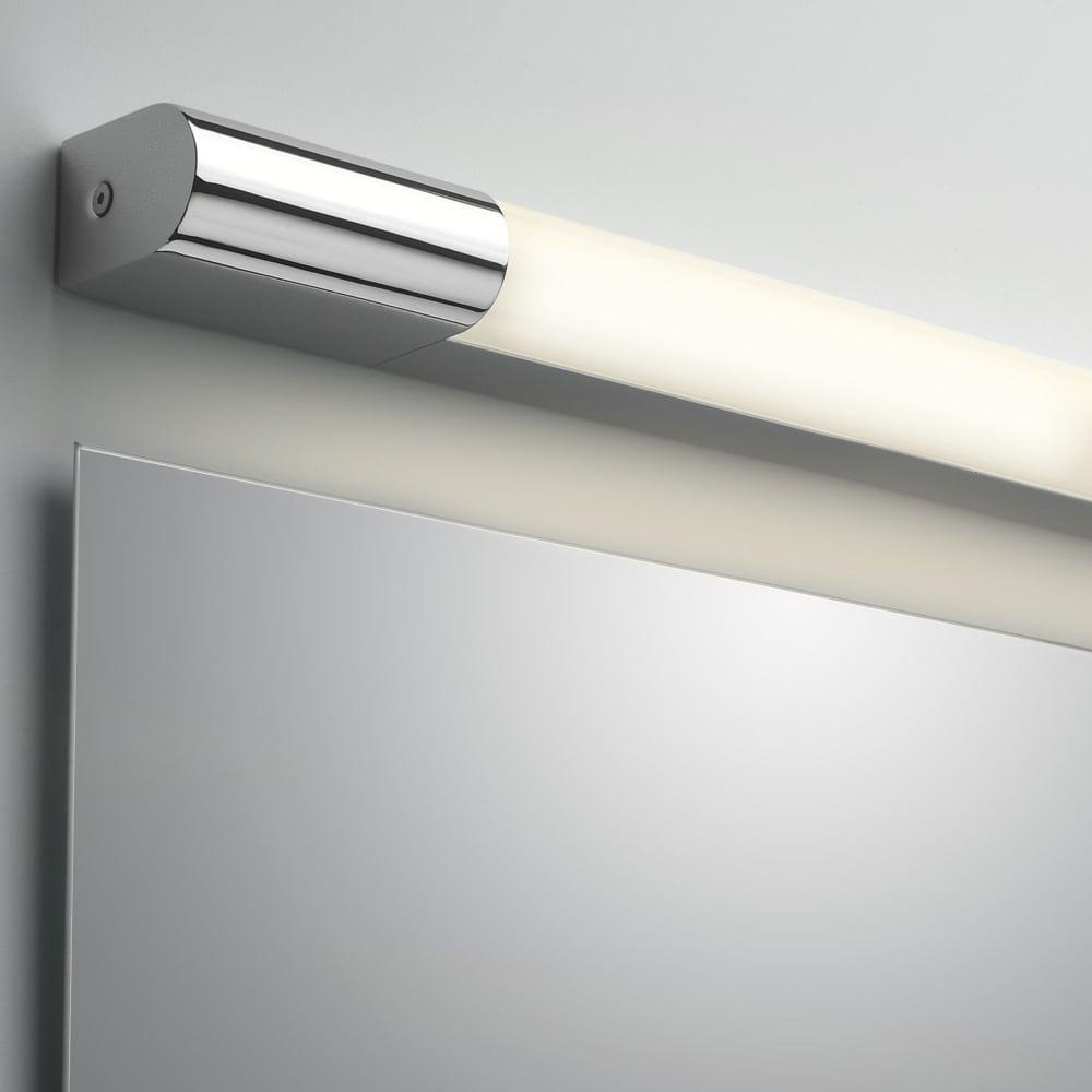 Astro 7619 Palermo 600 Led Ip44 Bathroom Wall Light Chrome