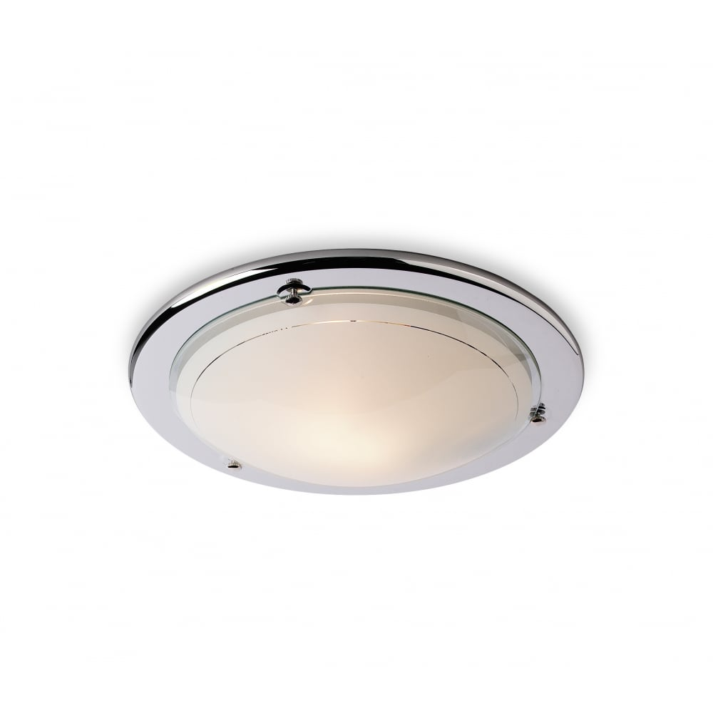Flush fittings flush ceiling light cf17ch firstlight cf17ch flush fitting ceiling light polished chrome mozeypictures Image collections