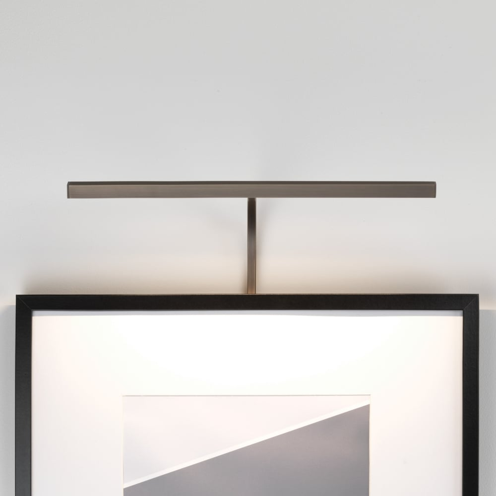 Astro Mondrian Frame-Mounted Picture Light