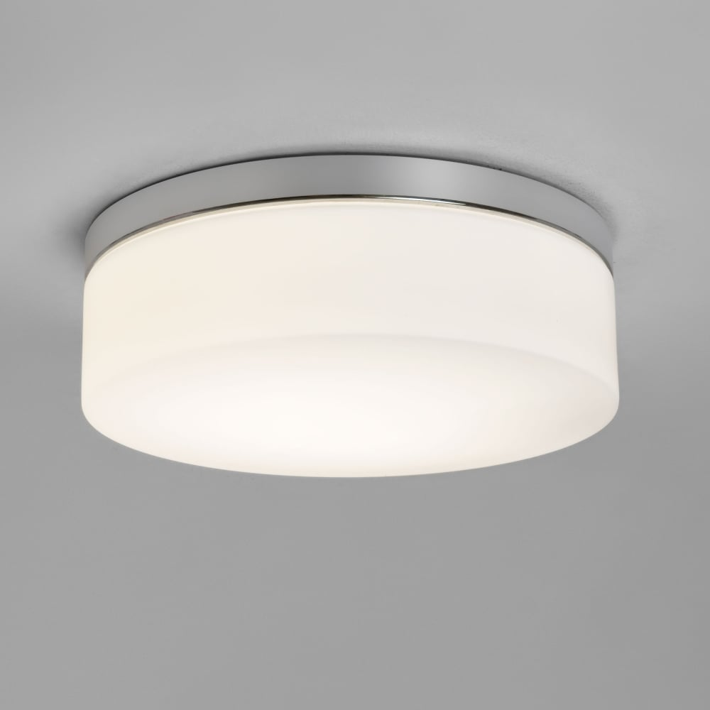 astro sabina 280 led flush ceiling light ip44