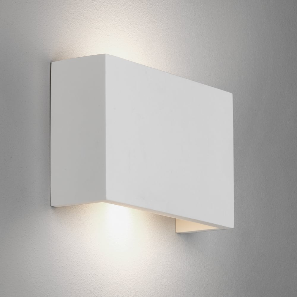 Wall Plaster Products : Astro rio led wall light plaster