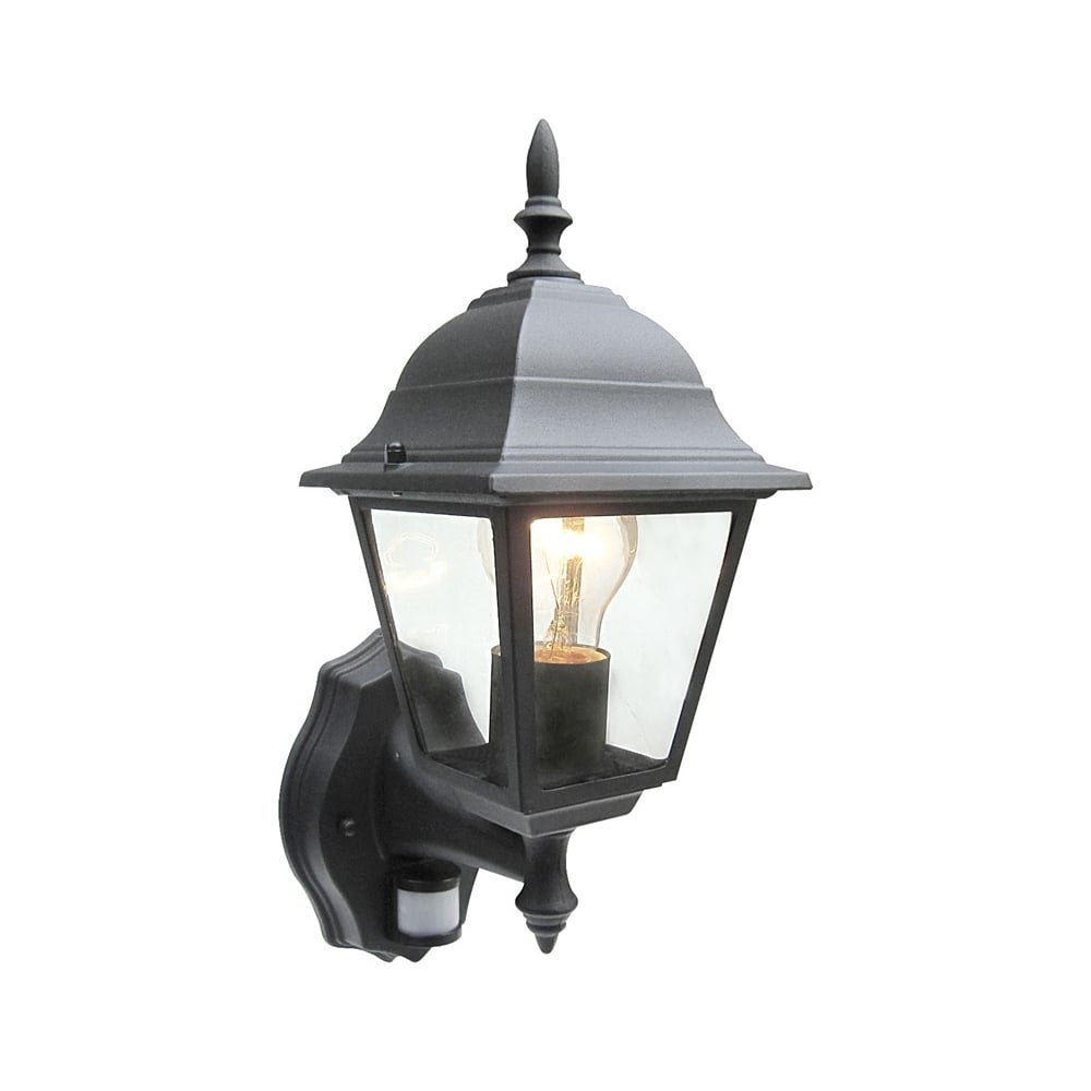 S5904 S5905 Outdoor 4 Sided PIR Traditional Wall Lantern