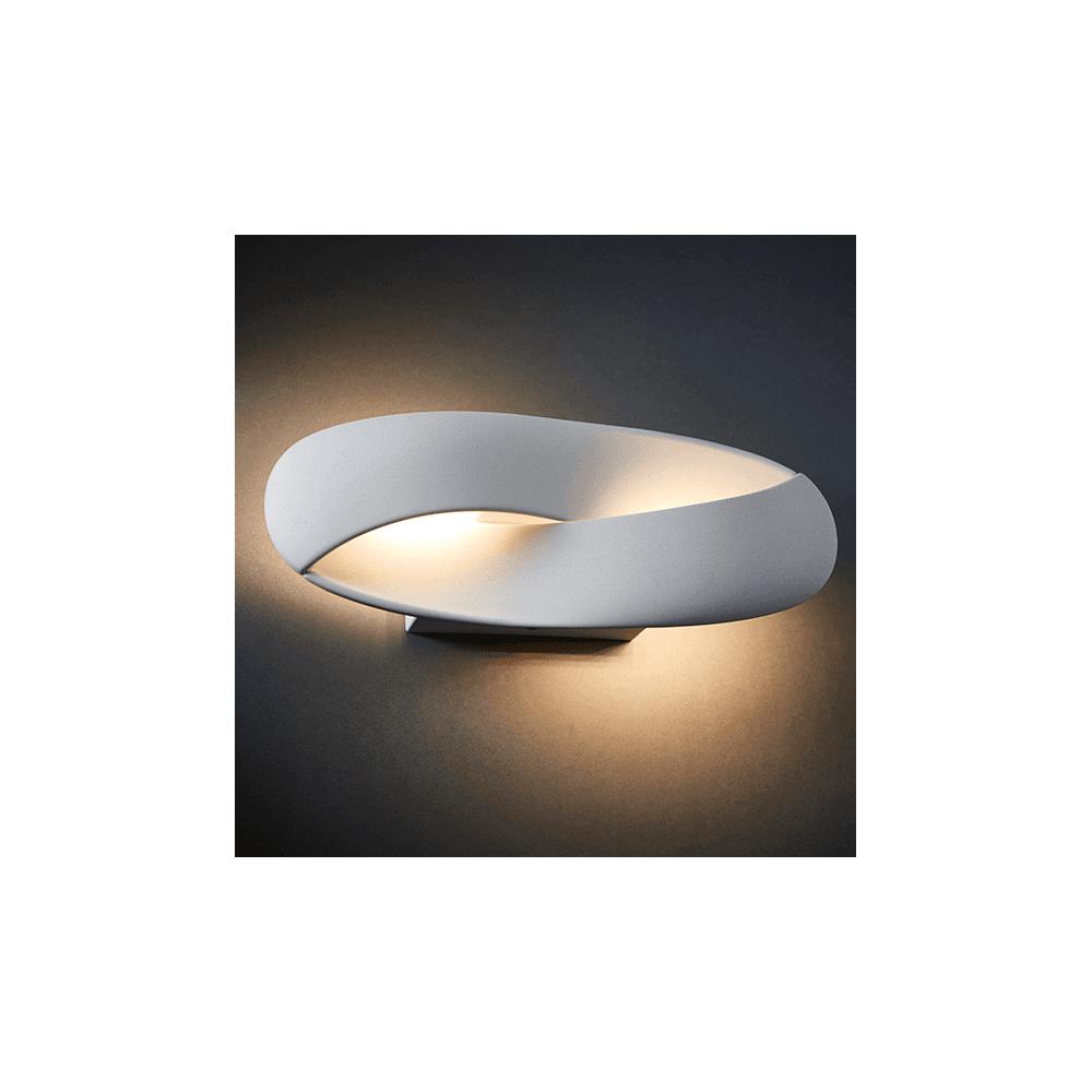Endon LED 73419 Soft Wall Light White