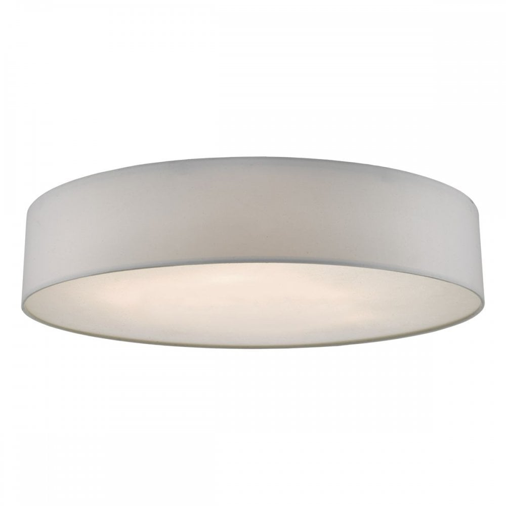 the latest 36006 a11a4 Dar Lighting CIE4815 Cierro 6 Light Flush Ceiling Light Ivory