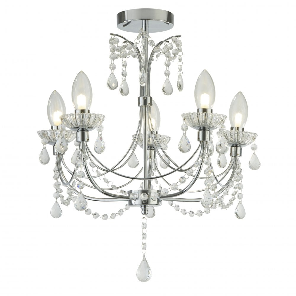 ELEGANT CHANDELIER RANGE WALL LIGHT