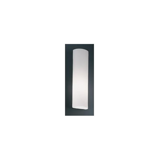 Eglo 83407 Zola 1 light modern wall/ceiling light opal finish (small)