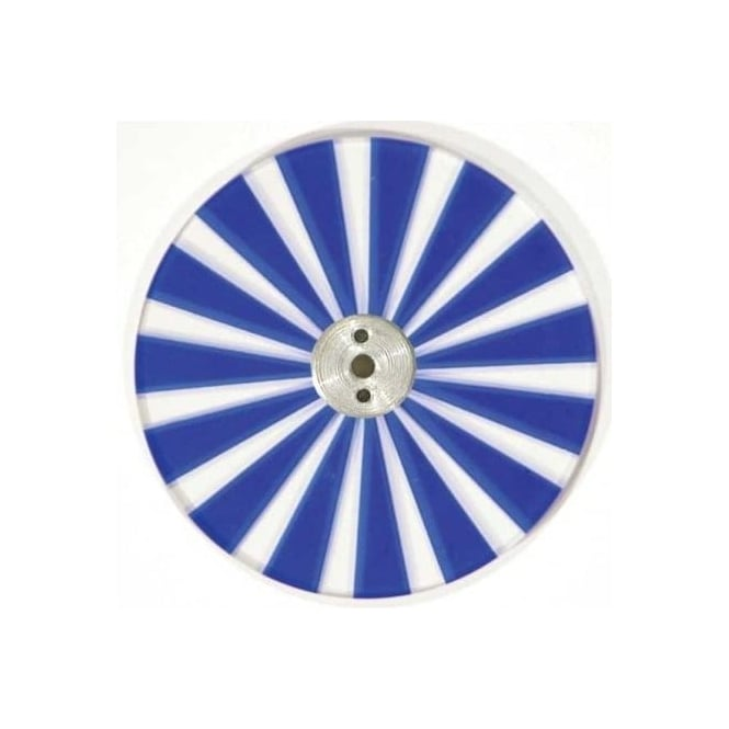 Unlimited light Colour Wheel WBLWT blue and clear metal twinkle wheel suitable for 50, 75, 100 and 150 watt sources