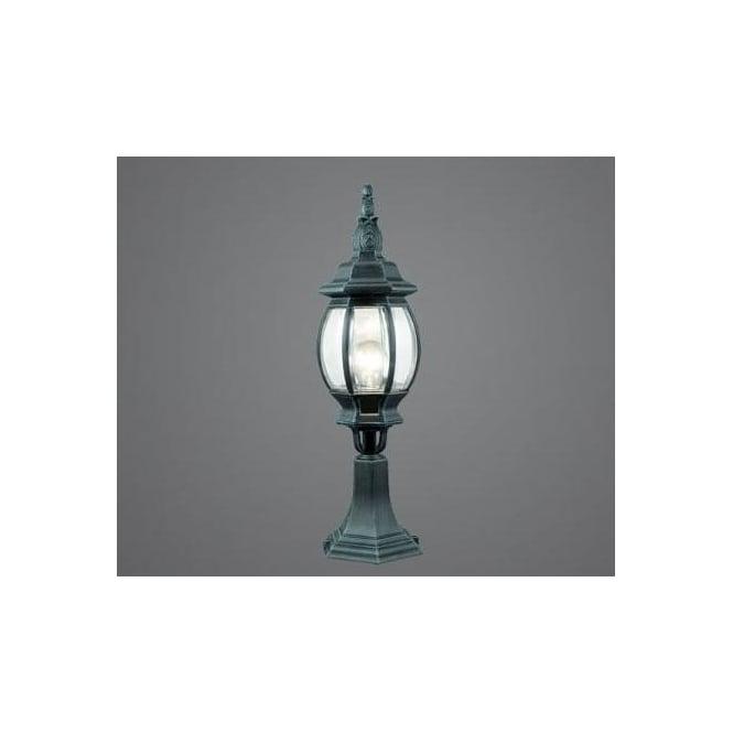 Eglo eglo 4173 outdoor classic 1 light outdoor floor lamppost lamp 4173 outdoor classic 1 light outdoor floor lamppost lamp blackgreen finish ip44 mozeypictures Gallery