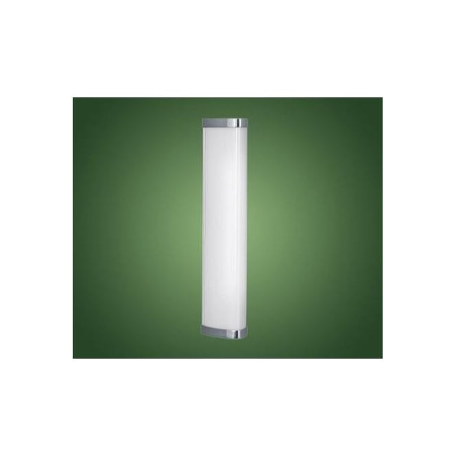 Eglo 90526 Gita1 1 Light Low Energy Flush Bathroom Wall Light White IP44