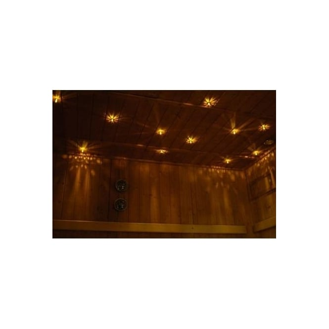 Unlimited light CCK20XL Small 2 metres extra length Crystal Ceiling Kit fibre optic