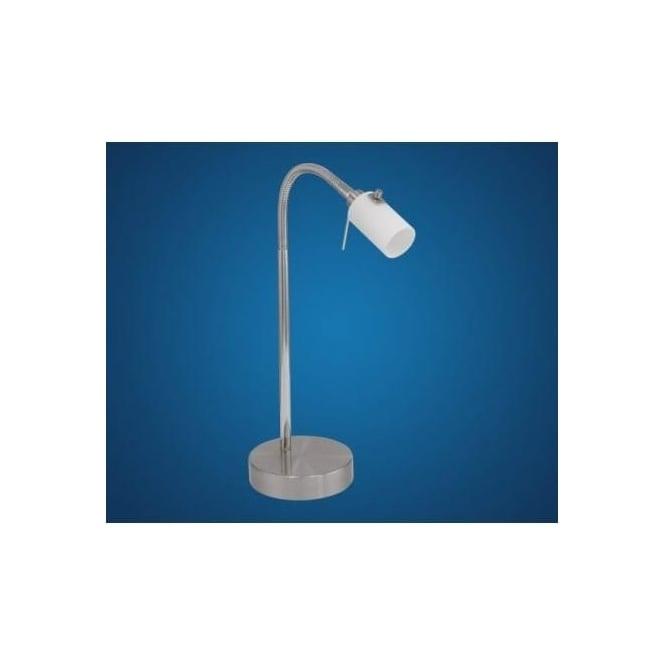 Eglo Eglo 87245 Benga 1 Light Modern Table Lamp Adjustable Frosted