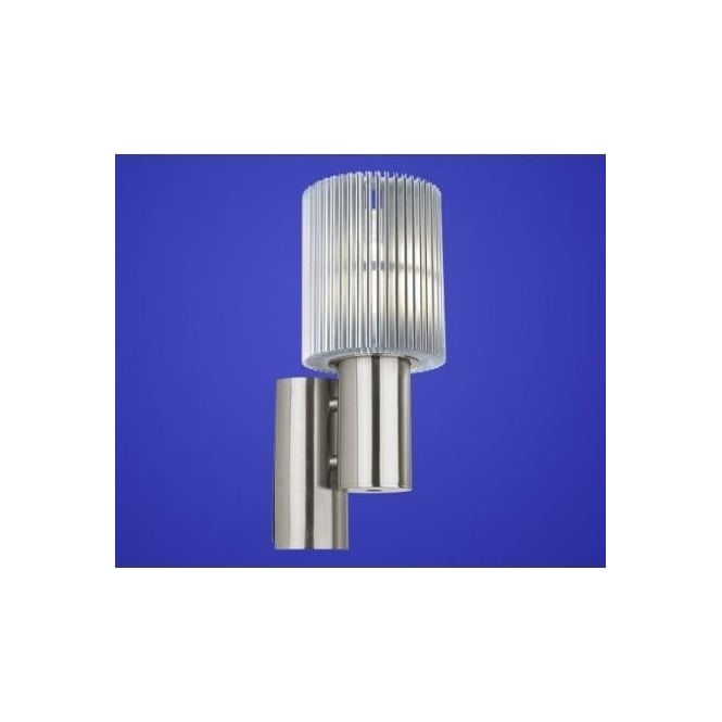 Eglo eglo 89572 maronello 1 light outdoor low energy wall light 89572 maronello 1 light outdoor low energy wall light stainless steelaluminium finish ip54 rated aloadofball Images