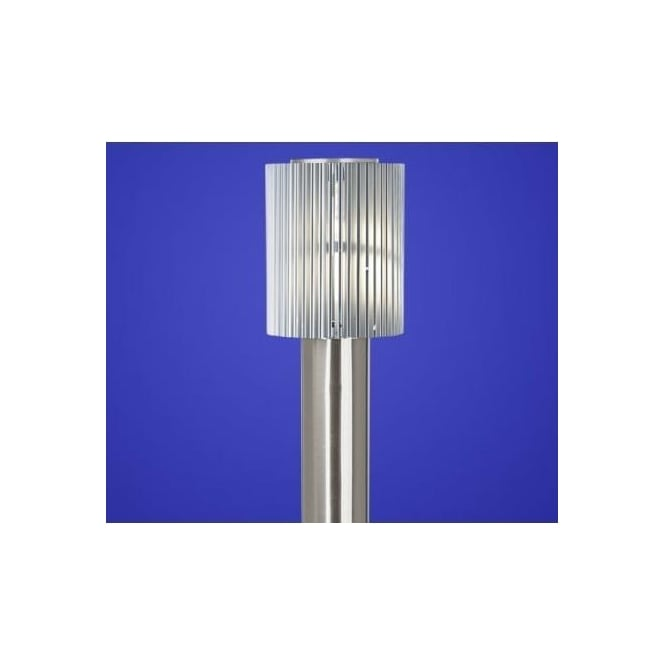 Eglo eglo 89575 maronello 1 light outdoor low energy floor lamp 89575 maronello 1 light outdoor low energy floor lamp stainless steelaluminium finish ip54 rated mozeypictures Gallery