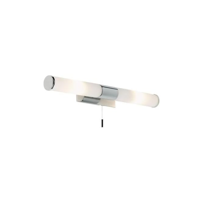 El 257 wb 2 light switched wall light bathroom wall light chrome el 257 wb romford 2 light switched bathroom wall light polished chrome ip44 aloadofball Gallery
