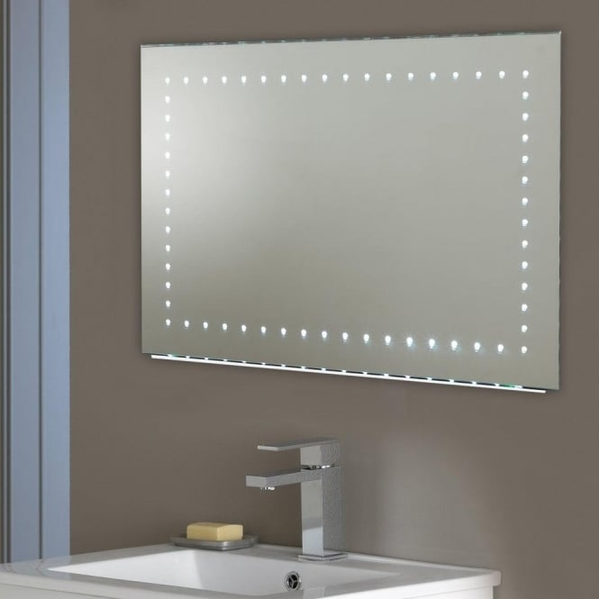 EL KALAMOS LED Switched Bathroom Mirror IP44