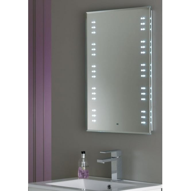 bathroom mirror lights uk endon el kastos modern mirror led switched bathroom 16236