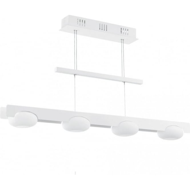 Eglo 91993 Tempio 4 Light Ceiling Pendant White