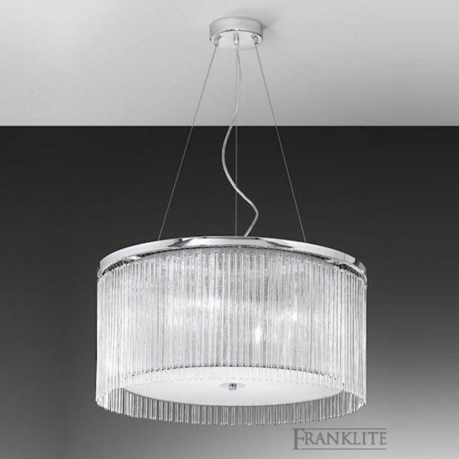 fl2191 4 eros franklite eros 4 light ceiling polished chrome