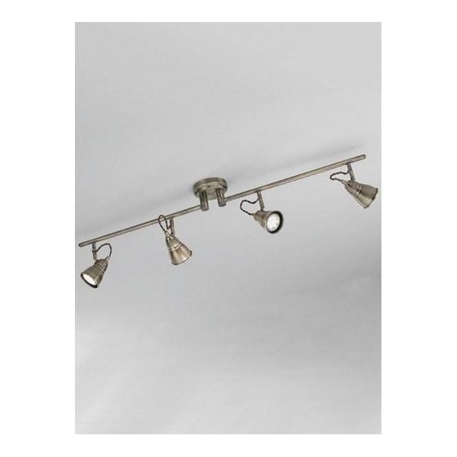lighting spotlights ceiling. spot8954 rustica 4 light ceiling spotlight bronze lighting spotlights s