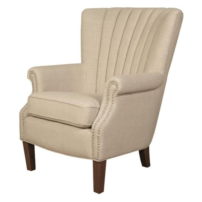 Annaghmore Fabric Armchairs