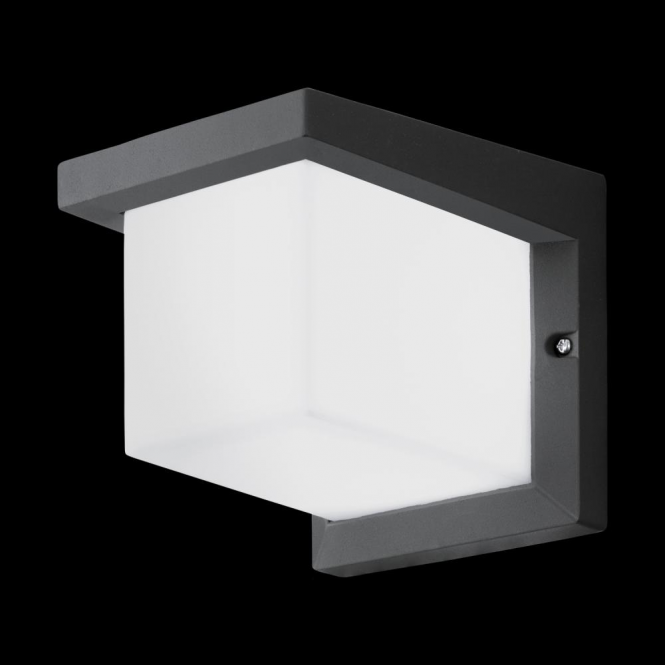 led outdoor wall lights. 95097 Desella1 LED Outdoor Wall Light Anthracite IP44 Led Lights